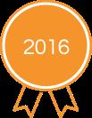 2016 Award - Orange Ribbion