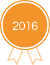 2016 Award - Orange Ribbion